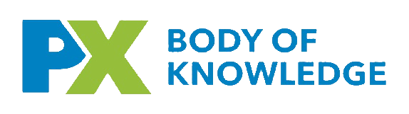 PX Body of Knowledge logo